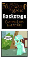 Casting for Lyra