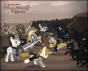 Battle of Dagorlad by shadowdark3
