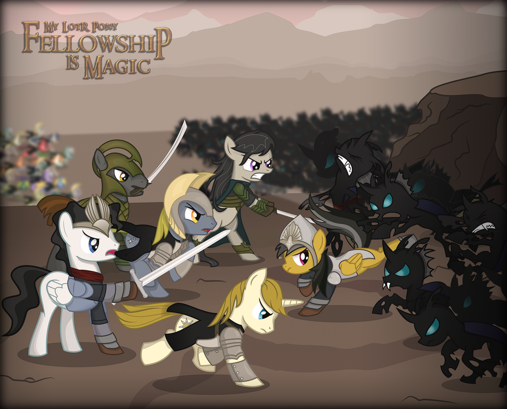 Battle of Dagorlad by shadowdark3