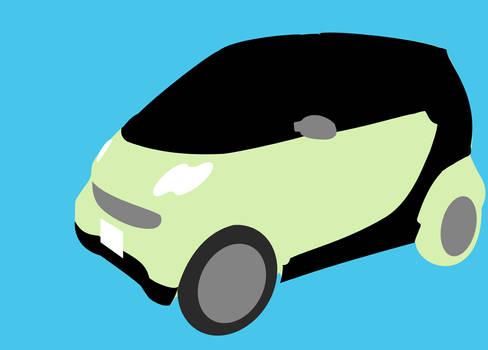 Vector Smart Car WIP1