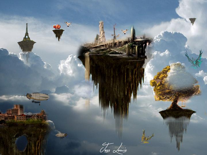 Island by TheThemePark