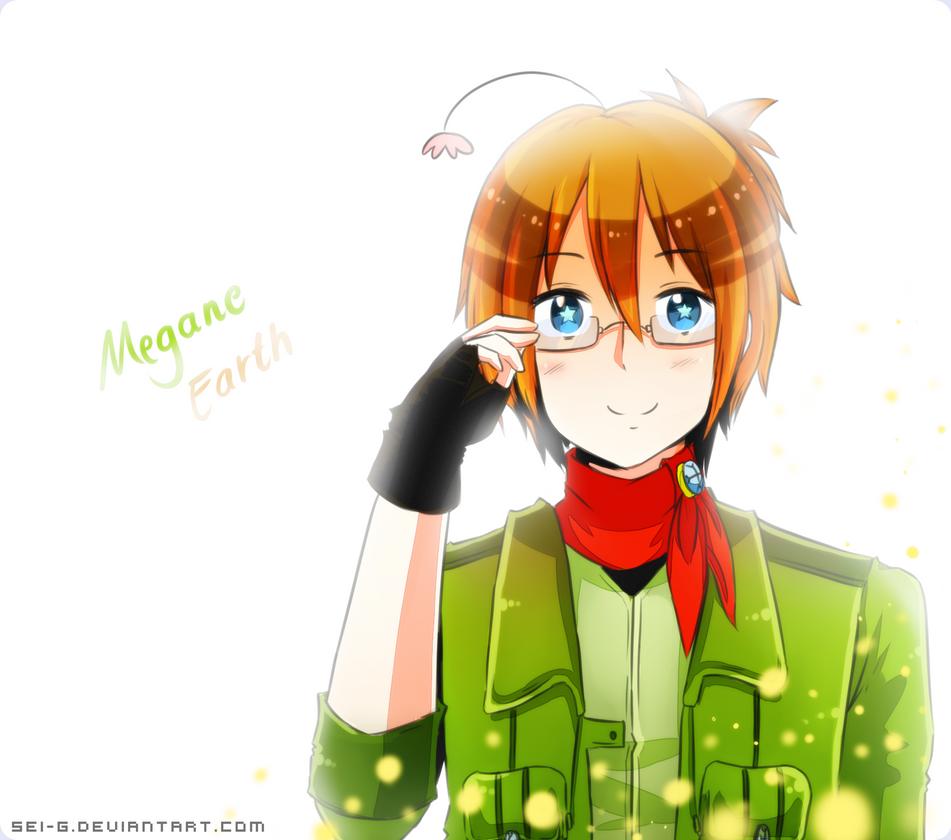 :: Megane Earth :: by Sei-G