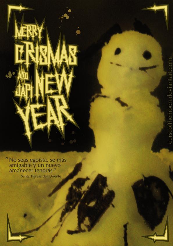 Happy Holidays by curseofthemoon