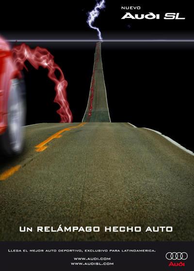 Audi SL by curseofthemoon
