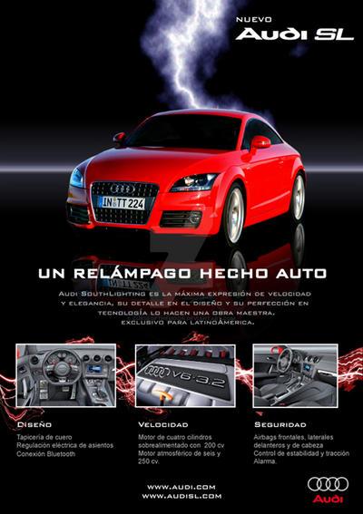 Audi SL 2 by curseofthemoon