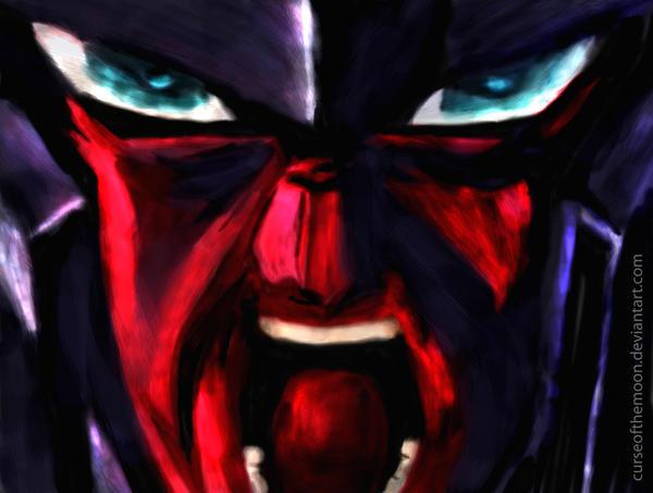 Starscream Faces Death by curseofthemoon