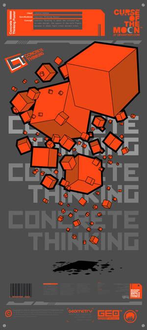 Concrete Thinking 01