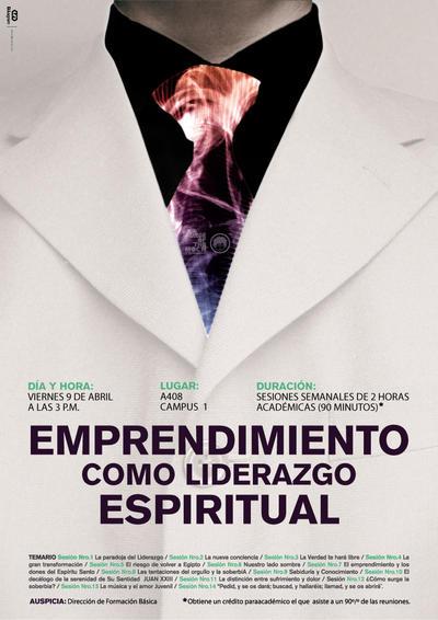 Spiritual Enterprising Lecture by curseofthemoon