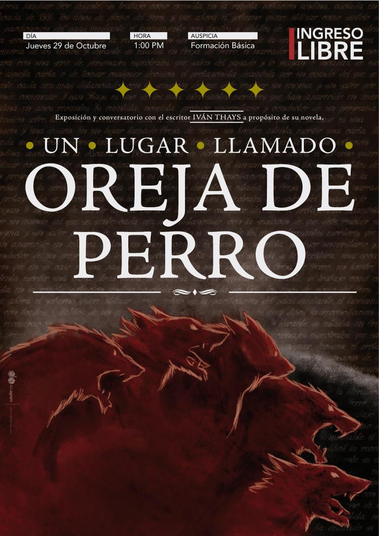 OREJA DE PERRO - Lecture by curseofthemoon