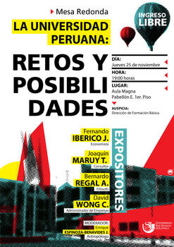 Peruvian Universities Debate