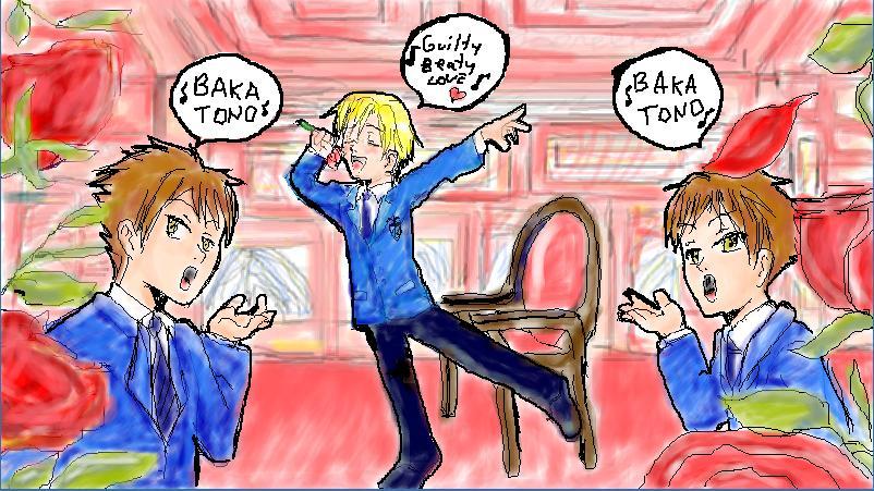 Baka Tono by curseofthemoon