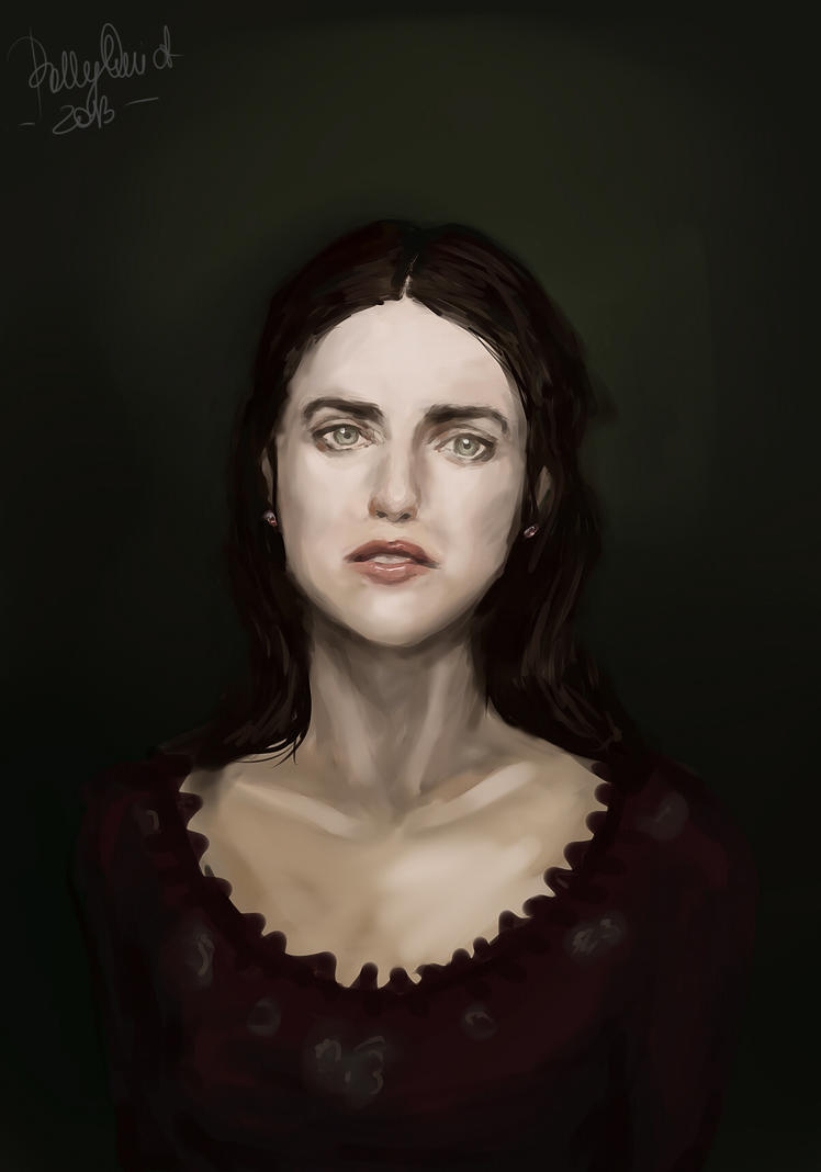 Morgana by PollyQuiet