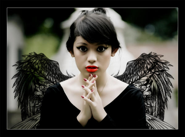 Little Dark Angel by private7seven