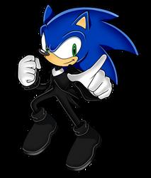 Sonic SA: Fancy Suit