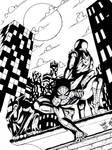 pjb47's Spider-men ink
