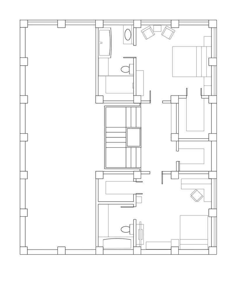 Mals Warehouse Unrendered 3rd Floor Plan By Indyhorizon On