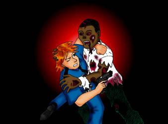 Zombie by GoldenArms