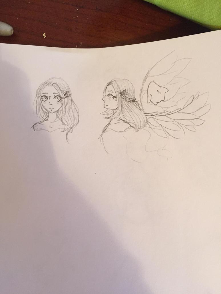 More sketches by MoonsOcarina101