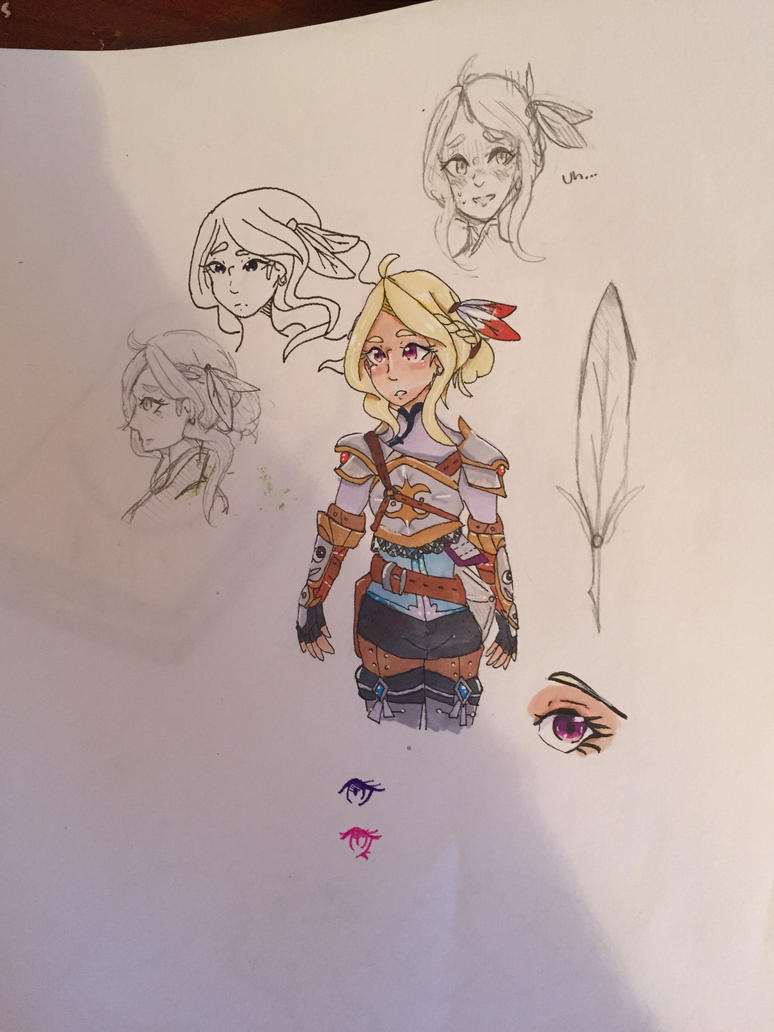 Destiny (redesign) by MoonsOcarina101