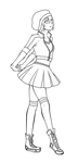 Emi Toshiba Lineart 2 by nevarkun
