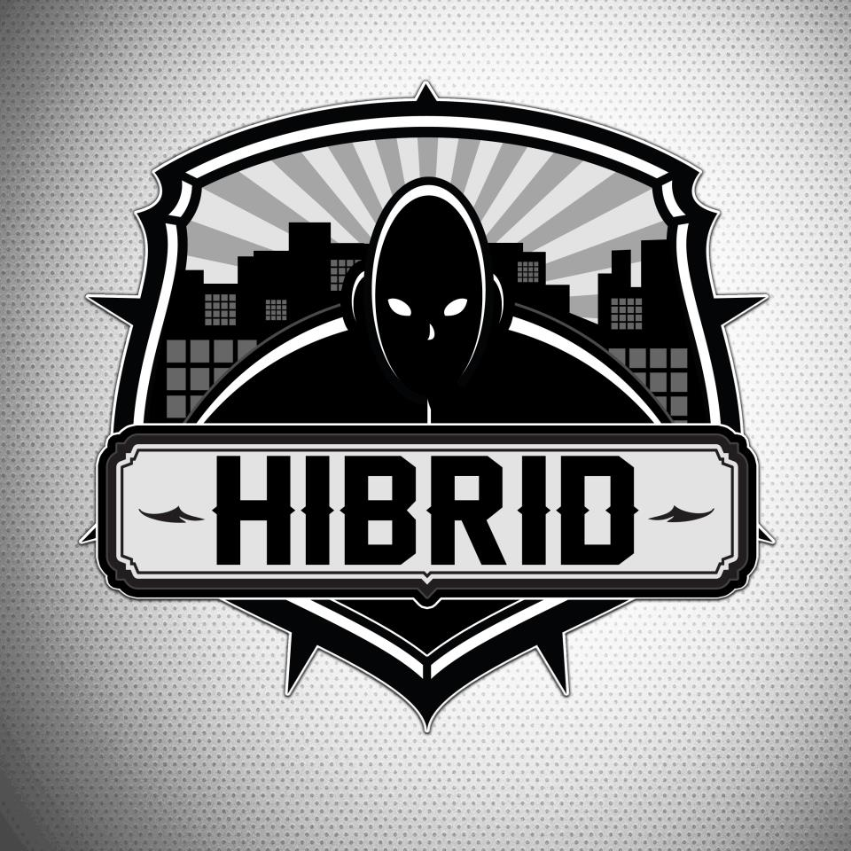 Hibrid Logo by jtwografix on DeviantArt