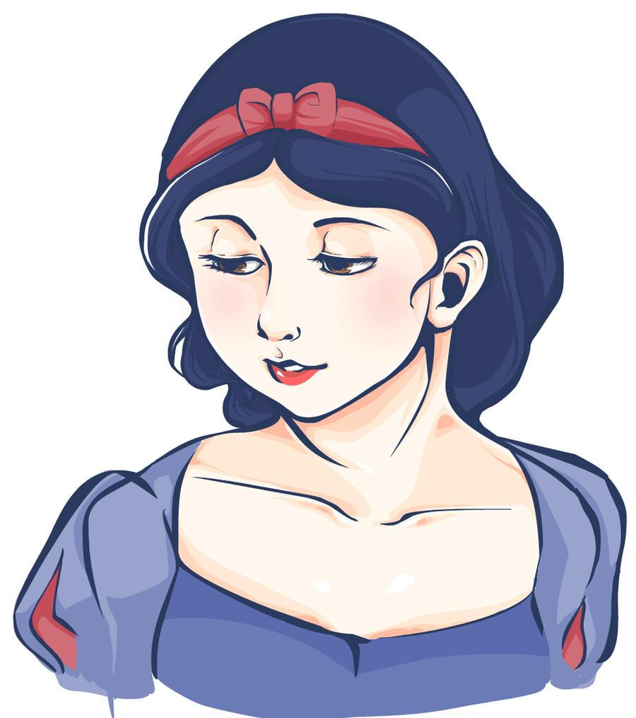 Lol Snow White by Spambi