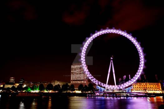 Southbank London Eye Wheel