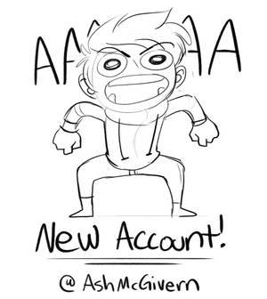 New Account!