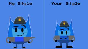 Laporte 124 Style vs My Style