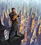 Ral Zarek and Dragon's Maze