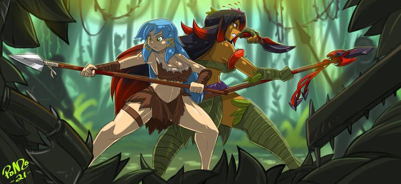 Battle Ready Jungle Ambush by ShoNuff44