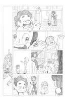 Steven Universe P3 Pencils