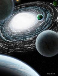 Vast Galaxy