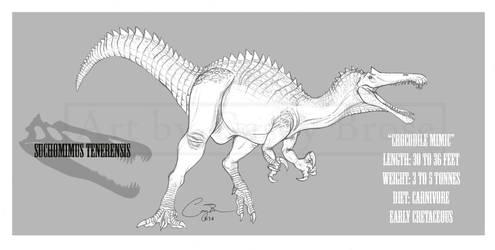 Suchomimus terensis