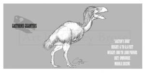 Gastornis giganteus