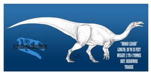 Plateosaurus engelhardti