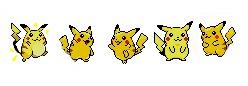 Pikachu Repaint by GrievousXXX