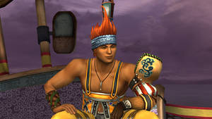 Wakka (screenshot)