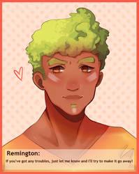 .fa. Remington by D0UGHY