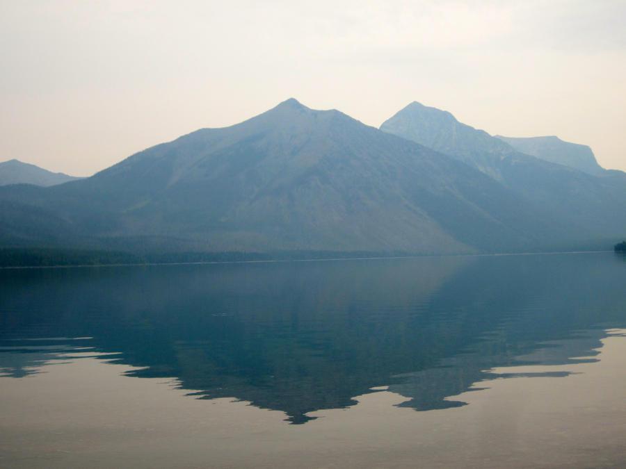 Canadian Rockies by samtuya