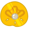 Pyrlafin Currency : Sand Dollar (Gold) by AlimareEmpire