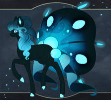 October Advent 2016 {Will-o-the-Wisp} by AlimareEmpire