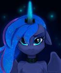 Commission 2 | Princess Luna