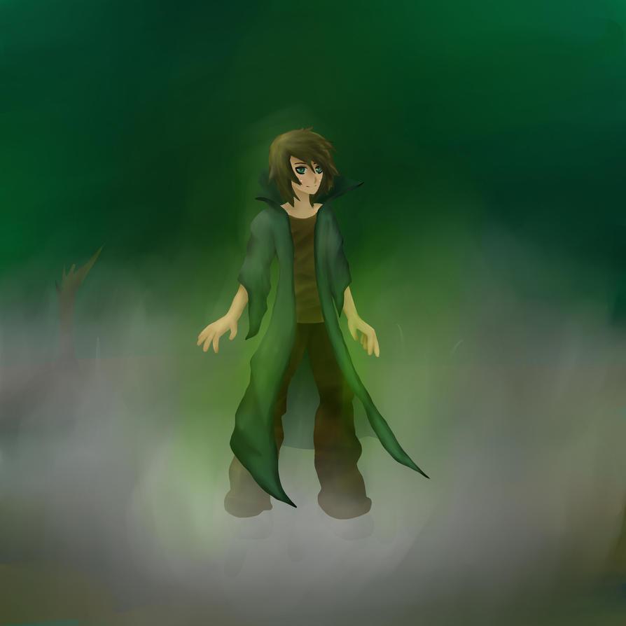 swamp guy (?) by Mirahu