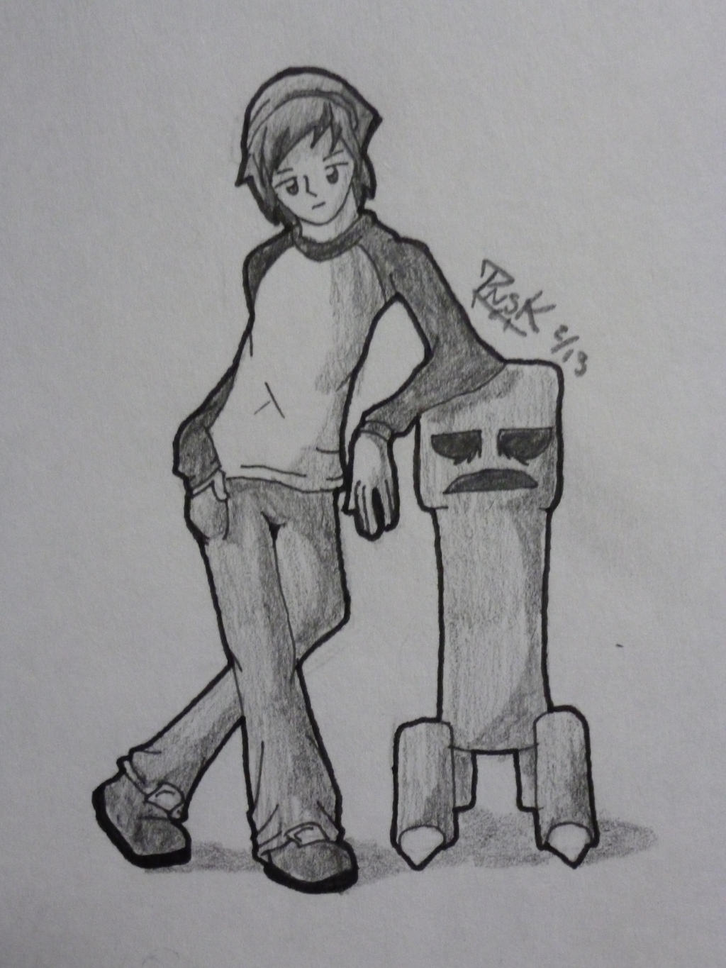immortalhd drawing - photo #23