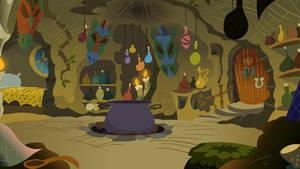 PWS: Zecora's Hut Interior