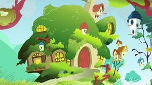PWS: Fluttershy's Cottage