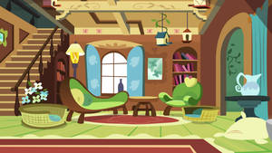 PWS: Fluttershy's Cottage- First Floor Interior