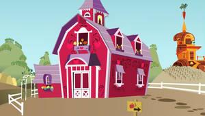 PWS: Sweet Apple Acres Barn