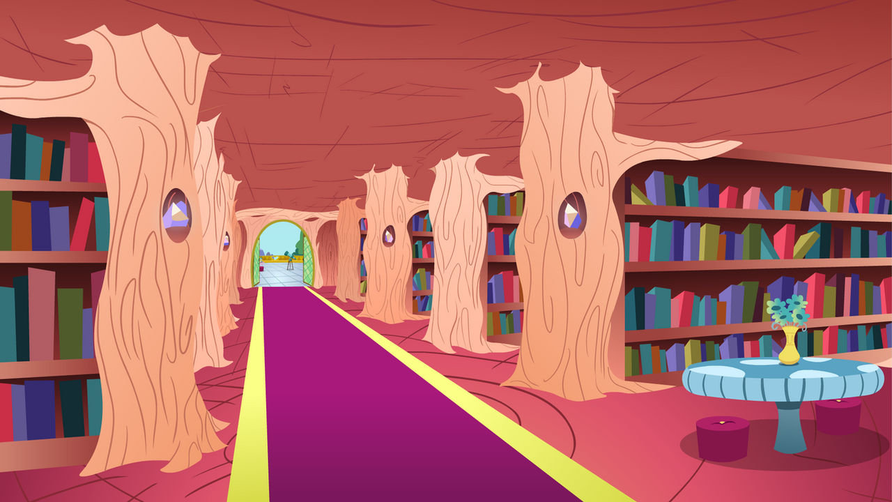 PWS: Tree Castle Library
